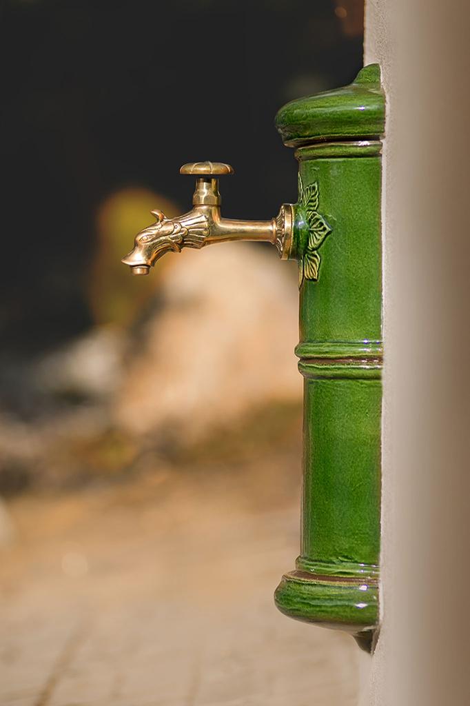 Vodovodní sloupek Matouš